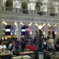 Photo taken at Canaletto Ristorante Veneto Las Vegas by Dave R. on 2/17/2013