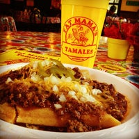 Photo taken at Fat Mama's Tamales by Nancie - A. on 9/7/2013