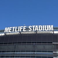 Photo taken at MetLife Stadium by John J. on 4/25/2013