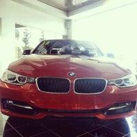 Photo taken at McKenna BMW by V on 12/27/2012