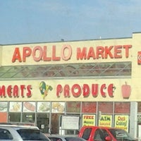Photo taken at Apollo Supermarket by Darlena B. on 10/22/2012