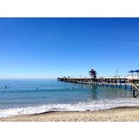 Photo taken at Metrolink San Clemente Pier Station by Kelsey C. on 11/27/2014