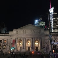Photo taken at New York Public Library - Grand Central by Omar G. on 12/31/2016