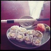 Photo taken at UCHU Sushi and Fried Chicken by Thy G. on 8/14/2013