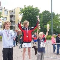 Photo taken at Kiryat Onoplein Drachten by Lukas O. on 6/16/2013