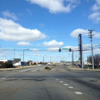 Photo taken at Kingston Pike @ N Peters Rd by @jason_ on 1/19/2014