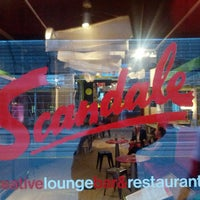 Photo taken at Le Scandale by Thomas K. on 4/16/2013