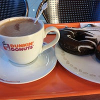 Photo taken at Dunkin' Donuts Citymall Tangerang by Agus R. on 6/2/2013