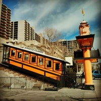 Photo taken at Angels Flight Railway by siva on 2/18/2013