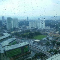 Photo taken at Hilton Kuala Lumpur by Alberto P. on 12/5/2012