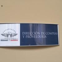 Photo taken at Ministerio de Gobierno by Marta C. on 11/21/2016