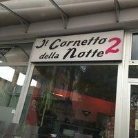 Photo taken at Il Cornetto Della Notte 2 by diego s. on 7/4/2013