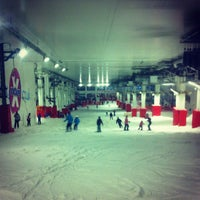 Photo taken at SNO!zone by Dave H. on 2/3/2013