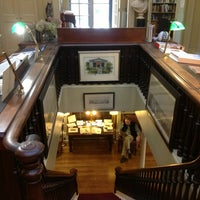 Photo taken at Providence Athenaeum by D. R. on 11/14/2012