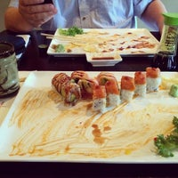 Photo taken at Midori Sushi II by Yegor V. on 7/27/2014