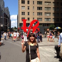 Photo taken at The Fitzpatrick Manhattan by Lili B. on 8/2/2013