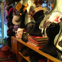 Photo taken at The Hat Shop by Courtney on 3/19/2013