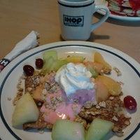 Photo taken at IHOP by Claudio G. on 10/25/2012