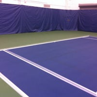 Photo taken at Practice Courts (1-5) - USTA Billie Jean King National Tennis Center by Colin S. on 10/20/2012