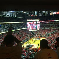Photo taken at Washington Wizards by iCan on 4/26/2014