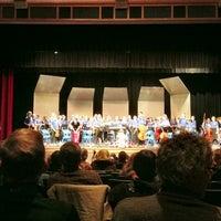 Photo taken at Wyoming High School by BarbaraKB on 12/13/2012