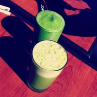 Photo taken at Catch A Healthy Habit Cafe by Caitlin C. on 3/10/2013