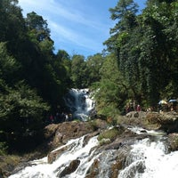 Photo taken at Thác Datanla (Datanla Waterfall) by Che G. on 10/20/2012