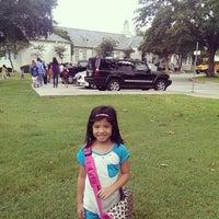 Photo taken at River Oaks Elementary School by Hubert L. on 8/26/2013