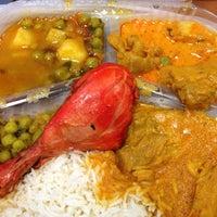 Photo taken at New Taste of India by Jasen C. on 4/2/2013