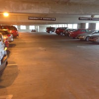 Photo taken at Henderson Parking Garage by Carl J. on 12/13/2015