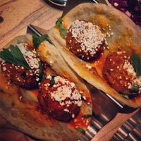 Photo taken at Dos Caminos by Noah F. on 10/9/2013