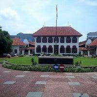 Photo taken at Gedung Arsip Nasional by Cahyo W. on 3/11/2016