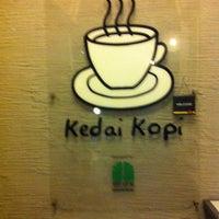 Photo taken at Restoran Kedai Kopi by Yed . on 11/27/2013