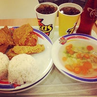 Photo taken at Texas Chicken by San D. on 7/1/2013