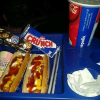 Photo taken at Cinépolis by Paty S. on 12/26/2012