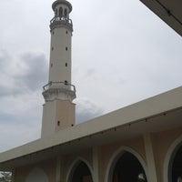 Photo taken at Masjid Al-Hidayah by IbnMulk on 10/18/2012