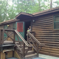 Photo taken at Disney's Fort Wilderness Resort & Campground by leslie d. on 5/23/2013