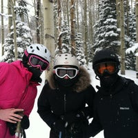 Photo taken at Sterling Express Lift by Eleanor F. on 12/29/2012