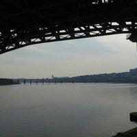 Photo taken at Han River Bicycle Path 한강 자전거도로 by Настя Ч. on 5/21/2016