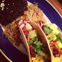 Photo taken at On The Border Mexican Grill & Cantina by Kellie K. on 6/15/2013