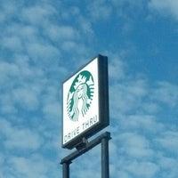 Photo taken at Starbucks by Ashley C. on 12/2/2012