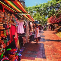Photo taken at Olvera Street by Jodie S. on 5/14/2013