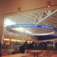 Photo taken at Terminal 5 by Ksenia K. on 6/7/2013