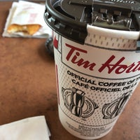 Photo taken at Tim Hortons by Mark K. on 10/3/2016