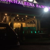 Photo taken at The Chaleena Hotel by Aizat J. on 9/4/2016