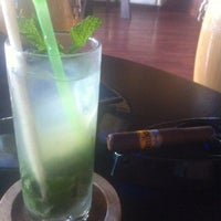 Photo taken at La Harencia Cigars by Daniel W. on 9/30/2012