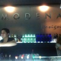 Photo taken at Modena Design by dai f. on 9/24/2012