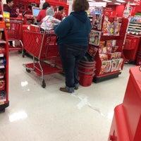 Photo taken at Target by Lindsaye on 11/26/2014