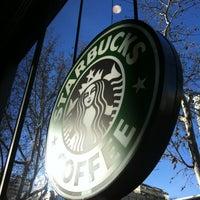 Photo taken at Starbucks Coffee by Nacho R. on 2/12/2013