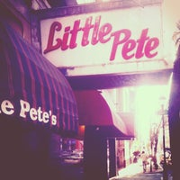 Photo taken at Little Pete's by Brandon G. on 10/3/2013